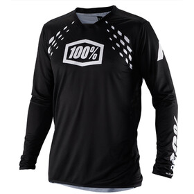 100% R-Core-X DH Bike Jersey Longsleeve Men black